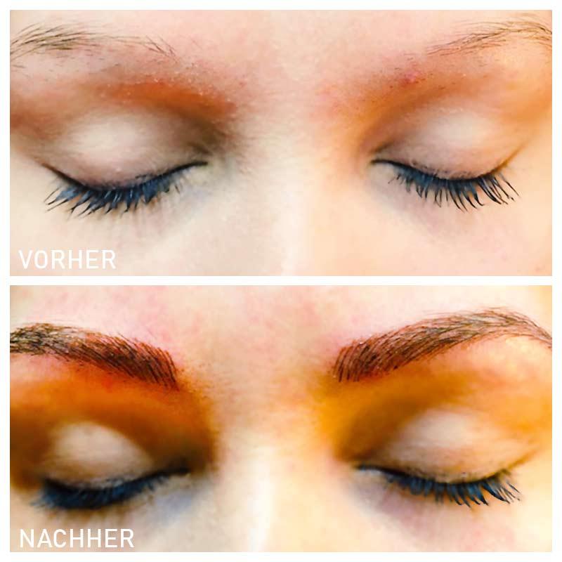 Microblading Permanent-Make-up Bottrop